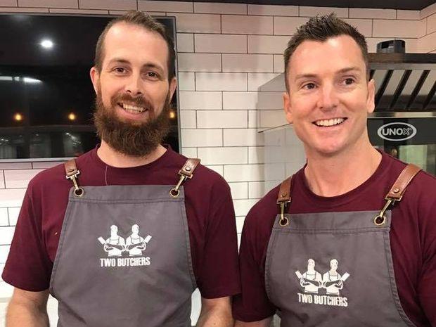 Ken & Steve from Two Butchers